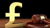 Tribunal fees pound sign image